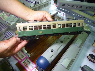 鉄道模型ショウ HINODE MODELさん デオ 200