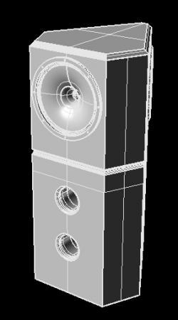 バンビーノ285 CAD画像