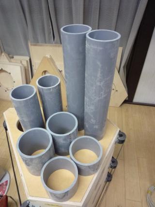 バンビーノ ダクト材料