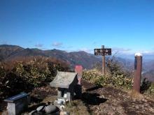 稲包山の山頂 1