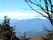 武尊山から谷川岳