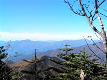 武尊山から至仏山