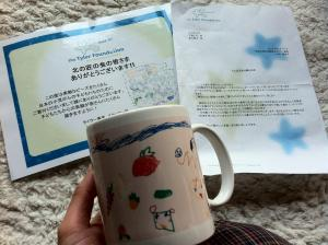 mug cup from tyler foundation