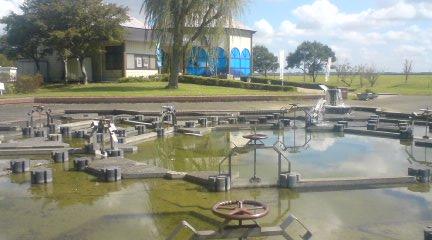 歩崎の水族館