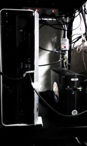 UPS-mini500ⅡとVAIO PCV-HX50B