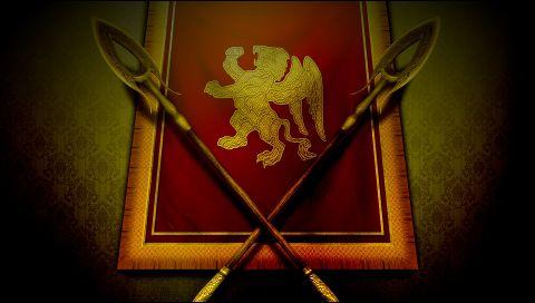 黄金獅子旗 psp
