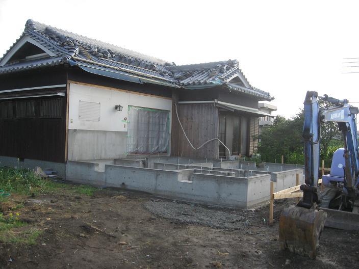 改築・田渕邸 (2)