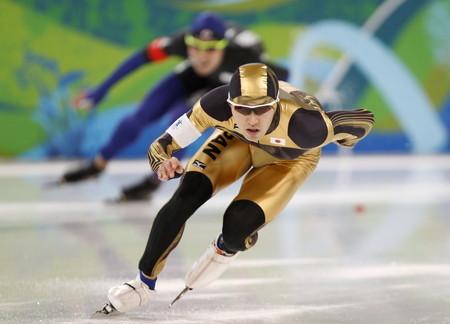 スピードスケート2