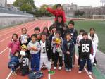 with 藤森選手