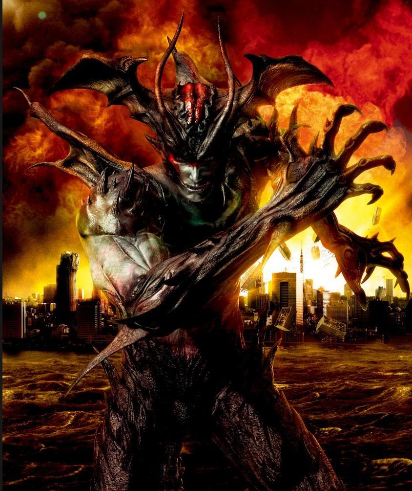 666 satan trigger: