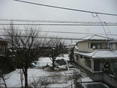 雪景色2月11日