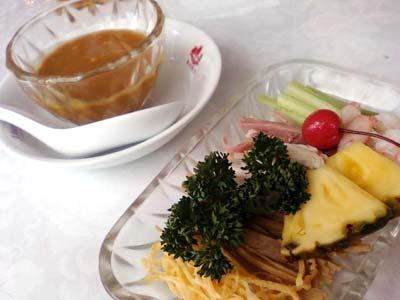 赤坂飯店(赤坂見附/中華料理)