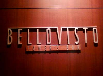タワーズバー BELLOVISTO(ベロビスト)