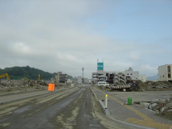 陸前高田被害1