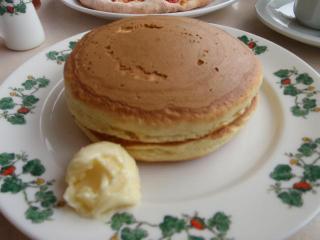 六花亭ホットケーキ