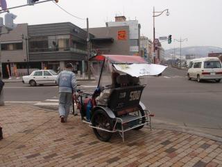 小樽人力車