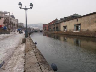 小樽運河その4