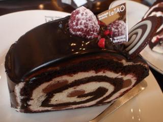 小樽ルタオの生チョコロール2