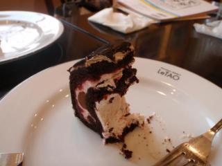 小樽ルタオの生チョコロール1