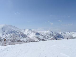 キロロ山頂(1)