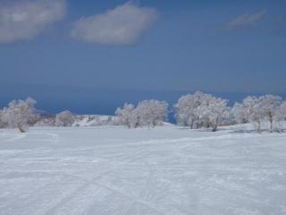 キロロ山頂(3)