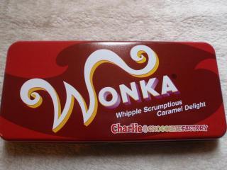 ウォンカチョコペンケース