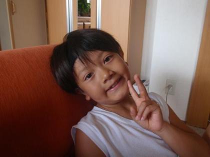 甥っ子(5)