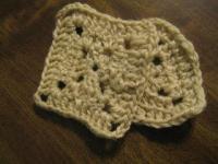初めてのかぎ針編み