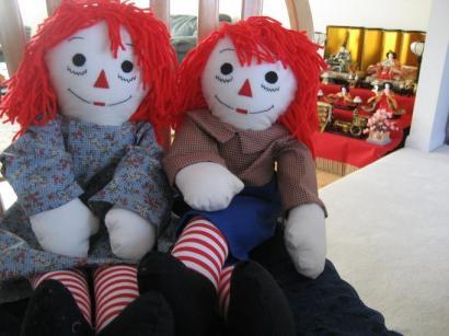アンとアンディ