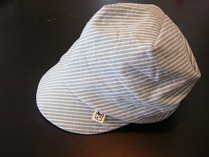 パタレ帽子