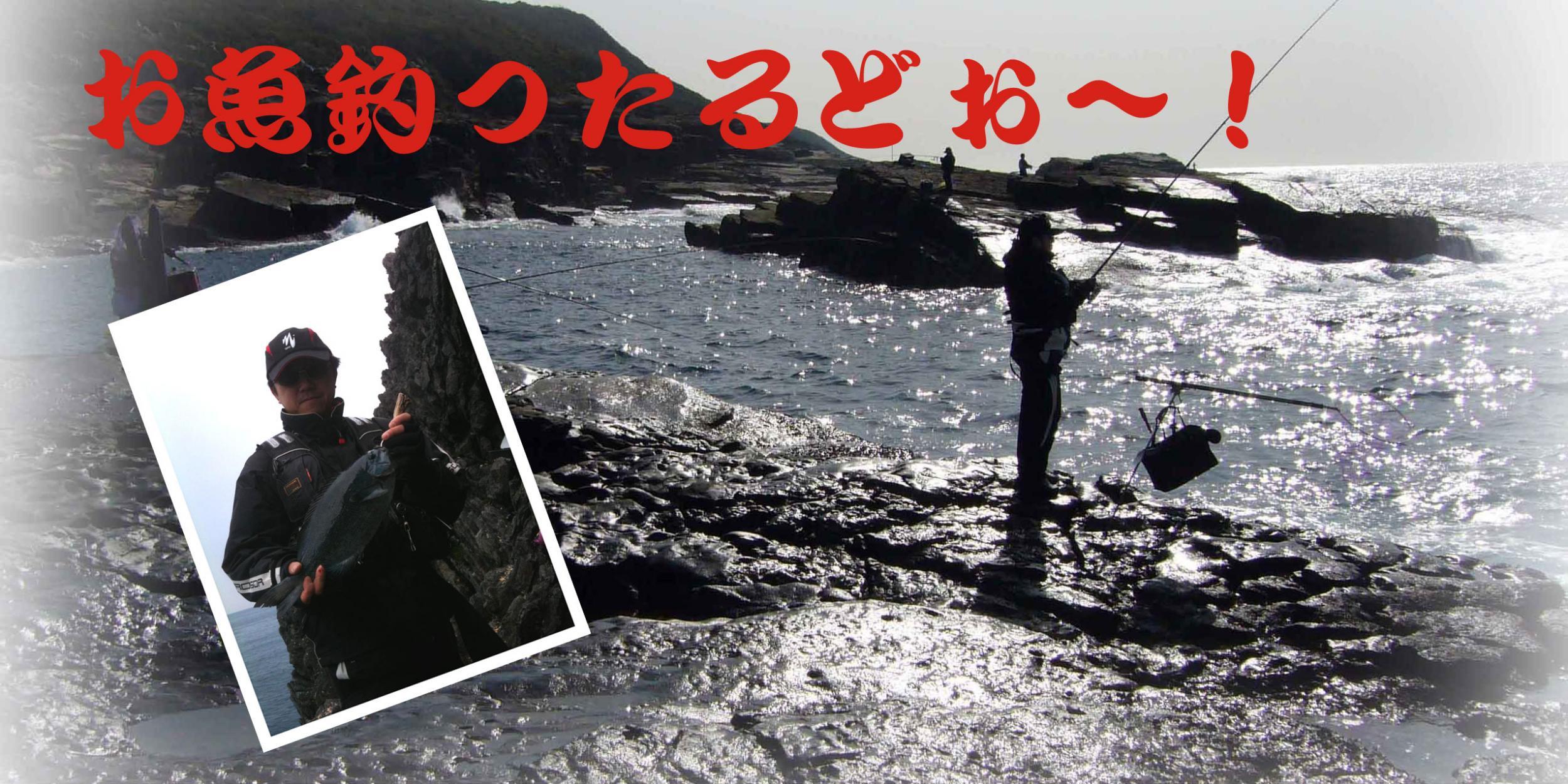 SUNLINE がまかつ DAIWA 磯釣り グレ チヌ