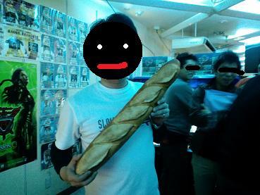 北さんとパン・・・