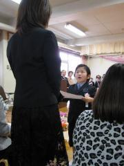 2010 中村町保育園卒園式