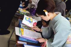 金沢市立中村町小学校入学式