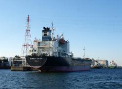 パナマの船
