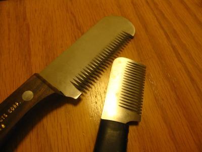 今までのナイフと