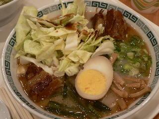 絶旨の太肉麺