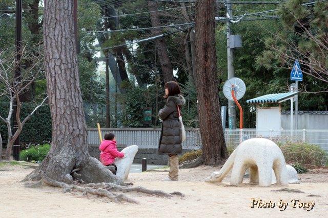 公園の子供