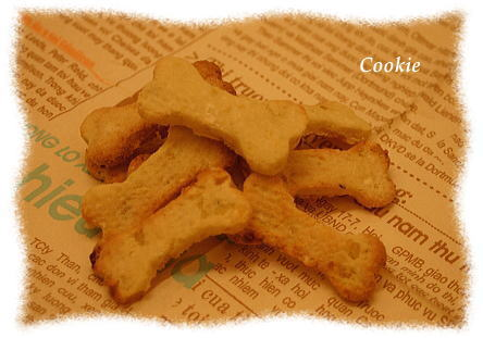 おからクッキー♪