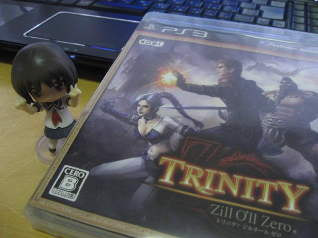 TRINITY ZERO