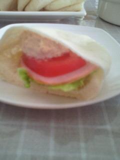 ランチピタパン