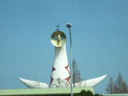 2010・3・18太陽の塔