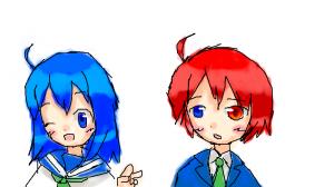 青花&赤斗