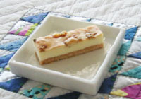ブルーチーズケーキ・試作中^^;