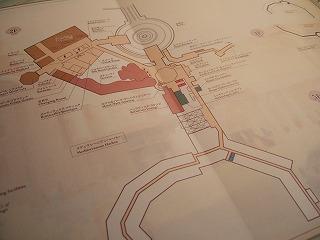ミラコスタの地図