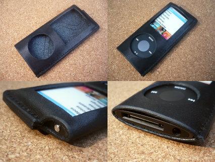 iPod nano ケース(ハブ革使用iPn4g01)