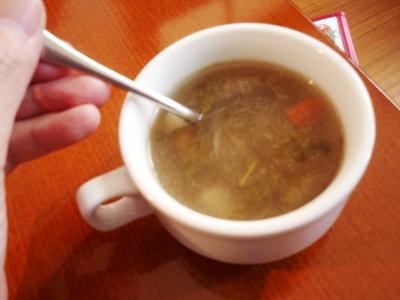 オーガニックトマト野菜スープ