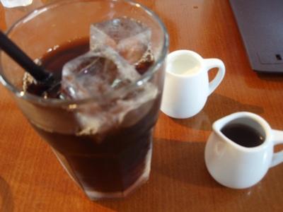 オーガニックトマトアイスコーヒー