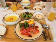 ラ・コスタリカ朝食