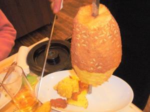 カリオカ焼きパイナップル